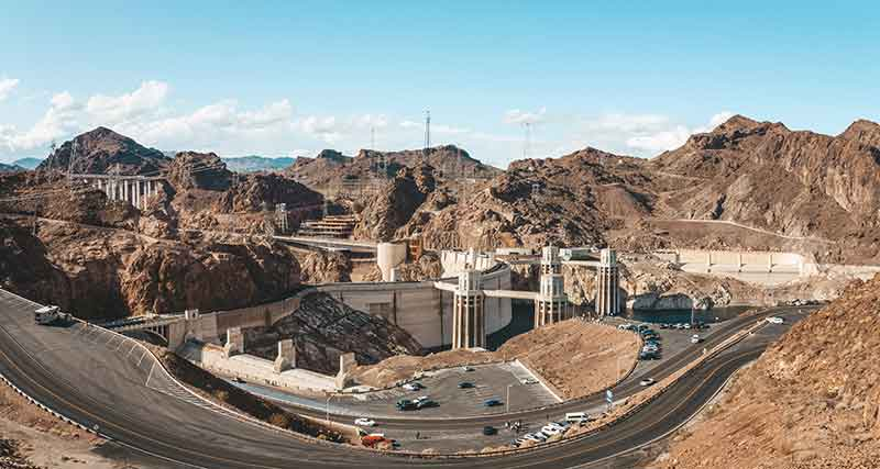Hoover Dam Tours from Las Vegas by DETOURS | Entrance