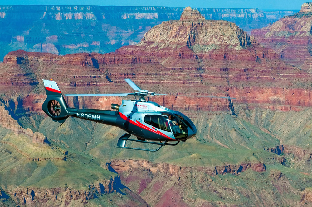 Helicopter Tour over Grand Canyon DETOURS