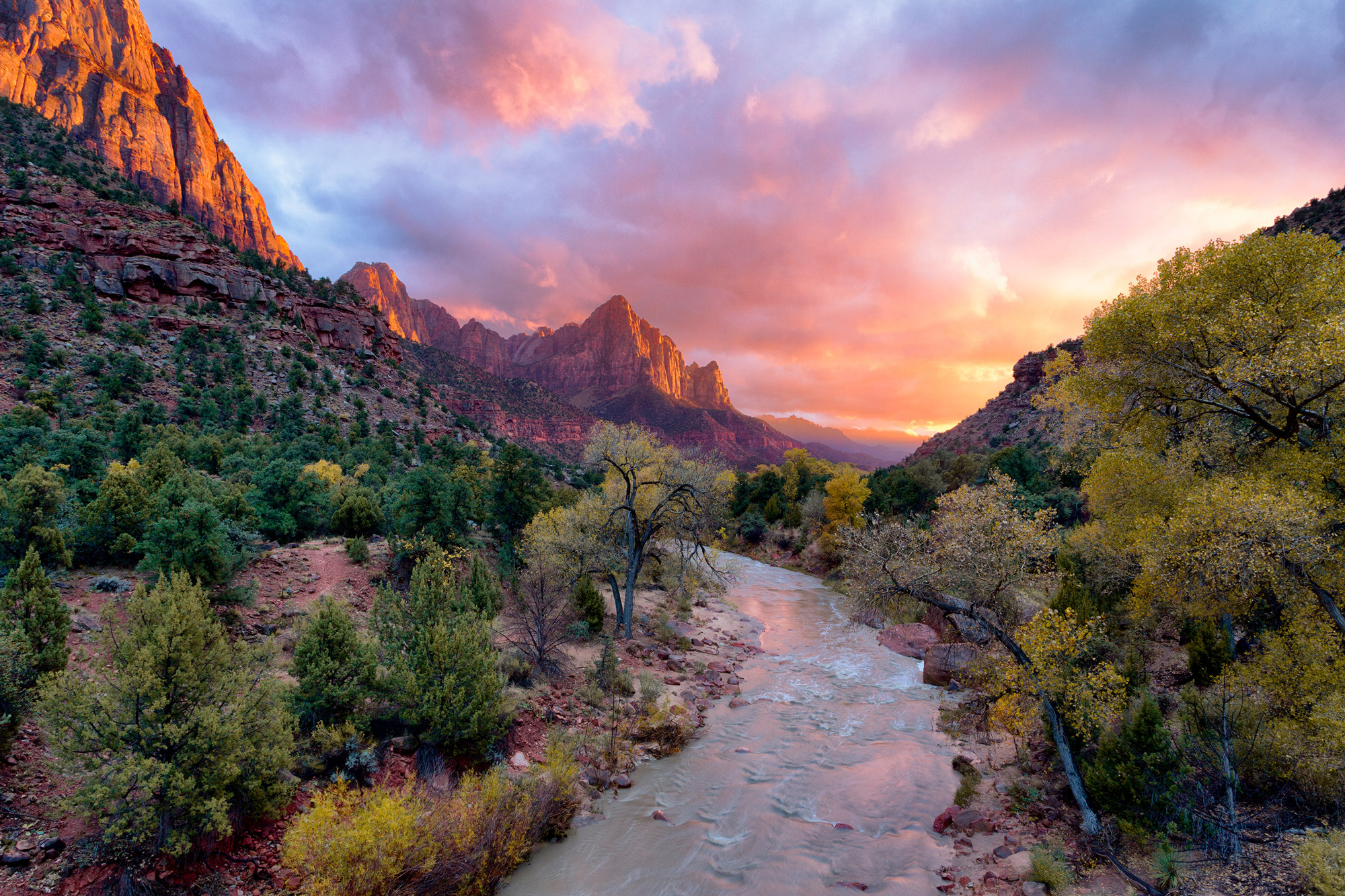 Zion National Park in Utah - DETOURS