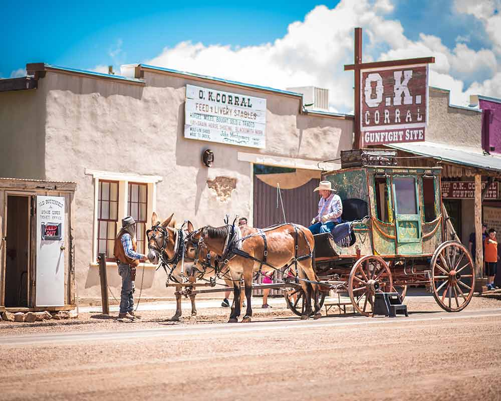 Tombstone Arizona - O.K. Corral