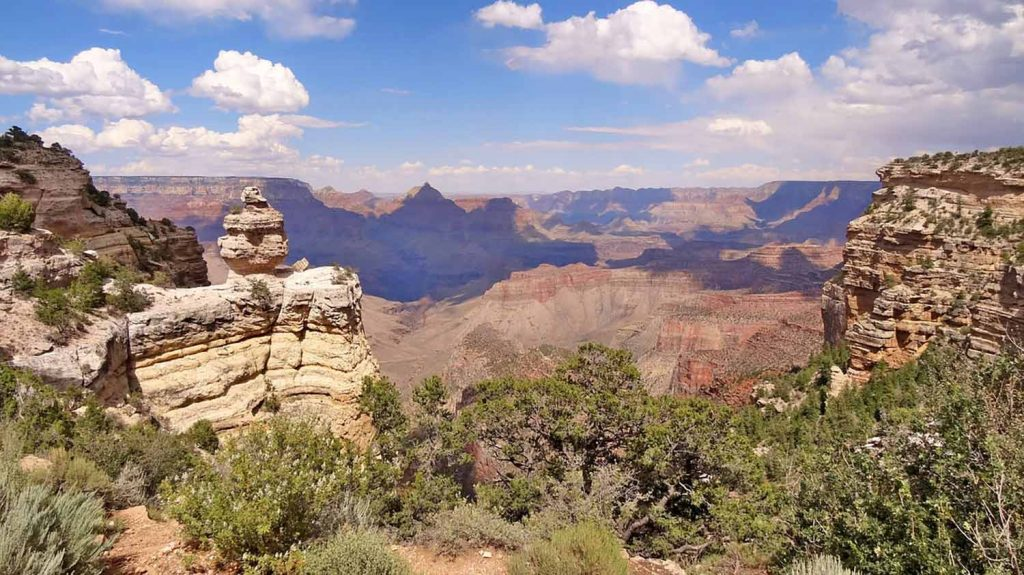 Private Day Tour of Grand Canyon South Rim from Phoenix by DETOURS - Duck Point