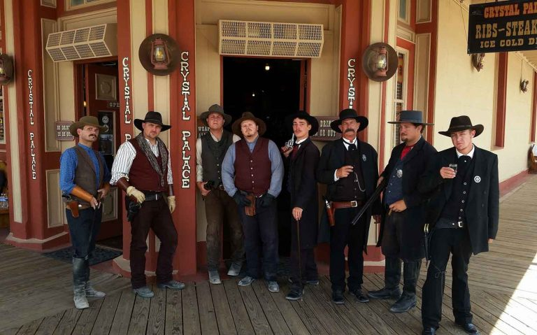 Private Day Tour of Tombstone from Phoenix by DETOURS