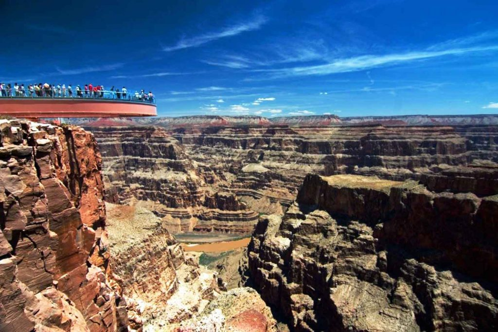 Private Tours Grand Canyon West Rim by DETOURS | Skywalk Visitors